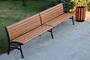 Уличные скамейки трехметровые СТ30л-3