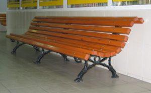 Скамейки чугунные 3 метра